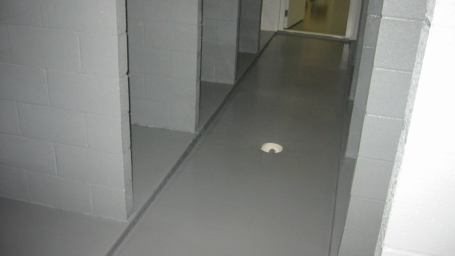 Kennel Floor Coatings