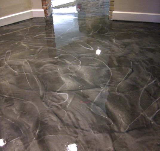 Epoxy Floor Basement Moisture: Basement Epoxy Floor Coating